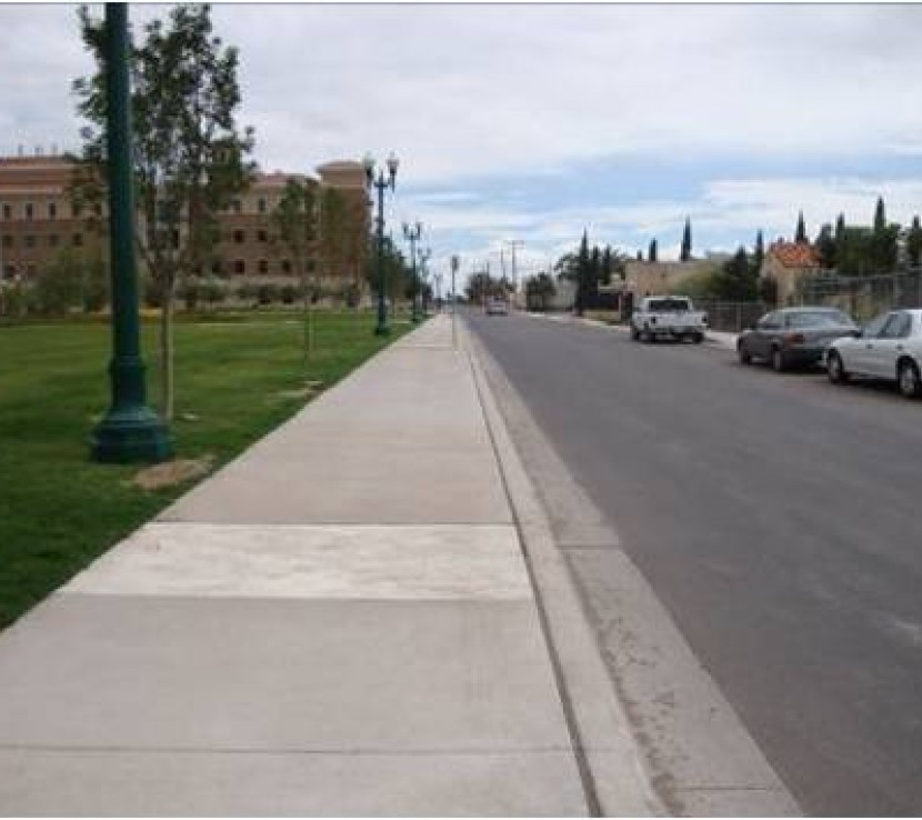 Alberta Way/Concepcion St. – Street & Drainage Improvements