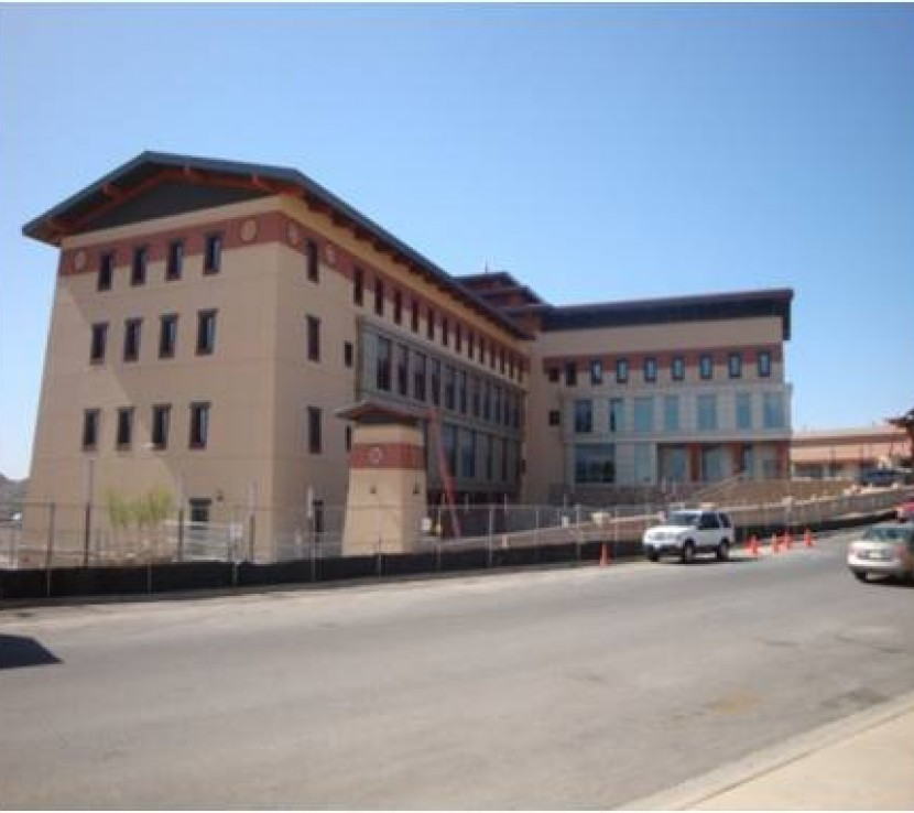 UTEP College of Health Sciences – School of Nursing Building