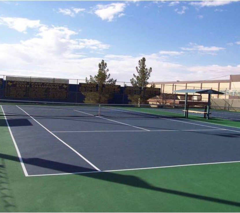 Tennis Court Renovations/Improvements