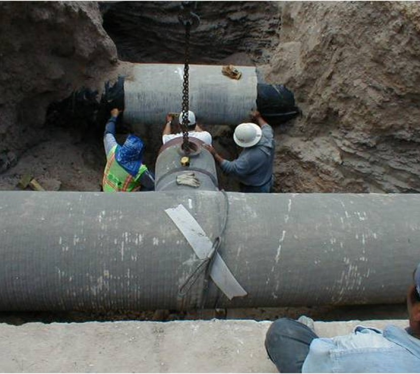 "Montwood (36"") Water Transmission Main"
