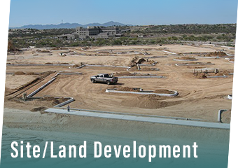 Moreno Cardenas - Areas of Expertise - Site/Land Development